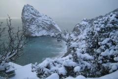 Крым зимой