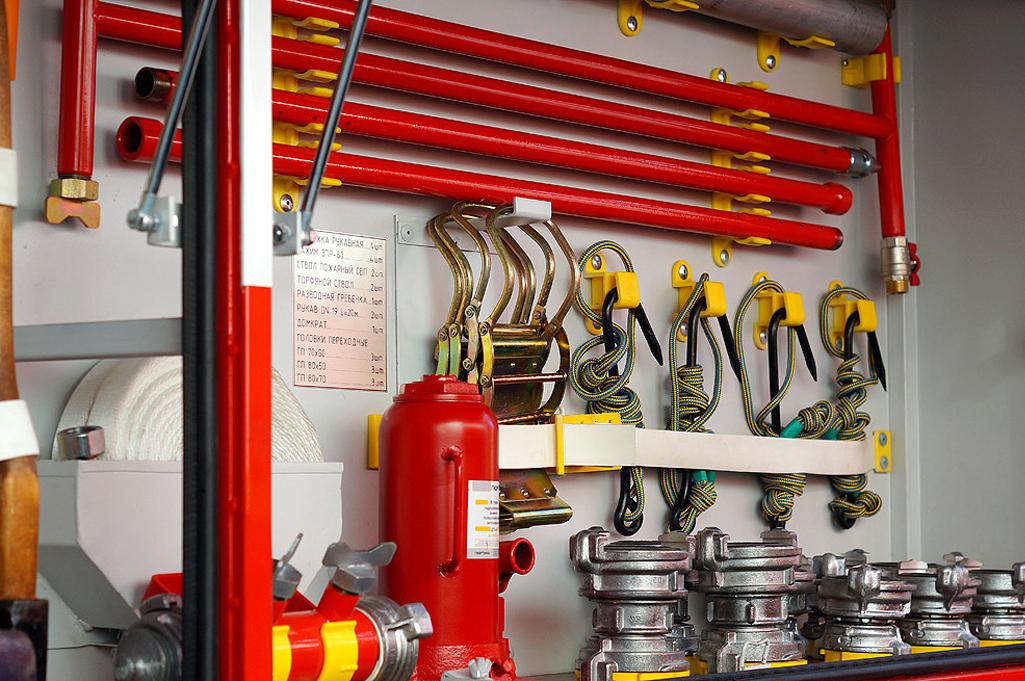 пожарная техника и оборудование
